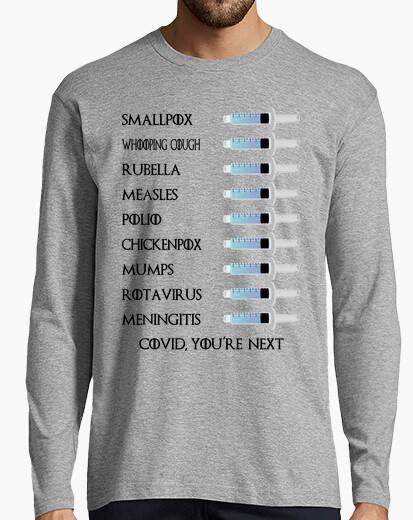 Camiseta You are next HML Clara