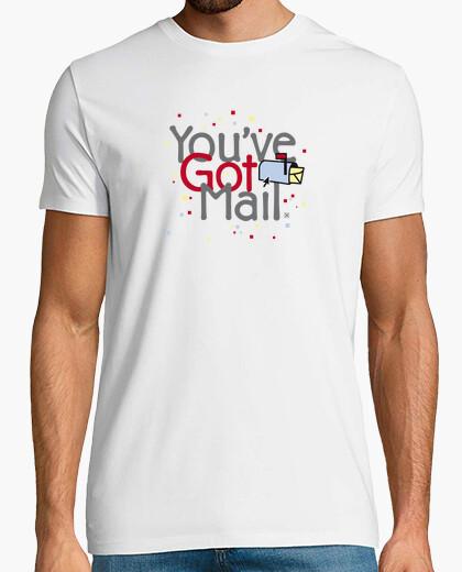 Camiseta You have got mail - Tienes un email