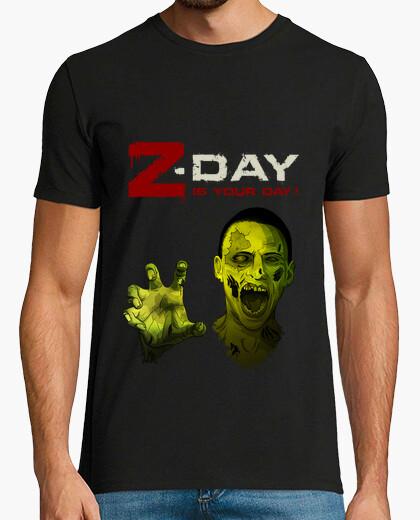 Camiseta z-día