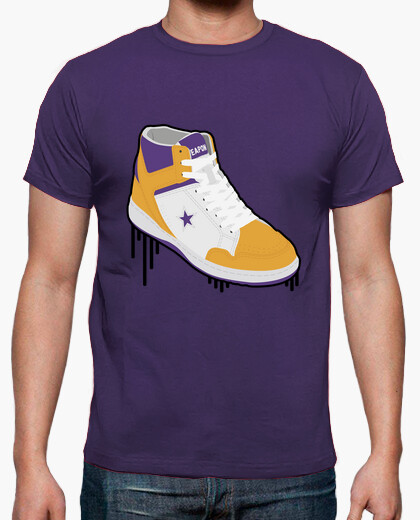 Camiseta ZAPATILLA BASKET