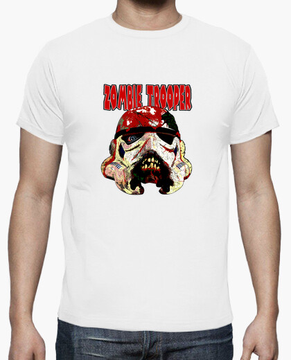 Camiseta Zombie Trooper