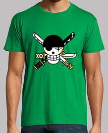 camiseta Zoro roronoa  2 años despues