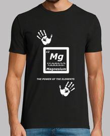 camisetah de magnésium
