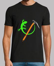 CamisetaH Lagartija Piolet