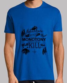 camisetah monotonia