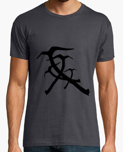 Camiseta CamisetaH PioletsNegro