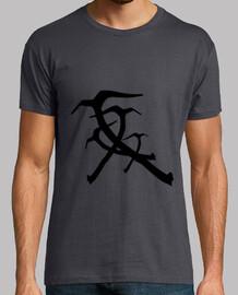 CamisetaH PioletsNegro