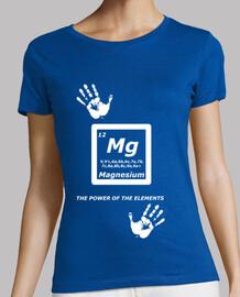 camisetam de magnésium