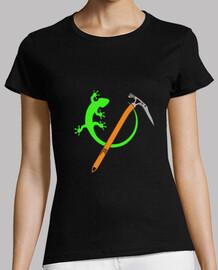 CamisetaM Lagartija Piolet