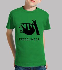 CamisetaNiño FreeClimber