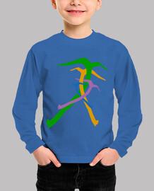 CamisetaNiño PioletsColores