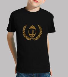 camisetas de manga corta, rugby