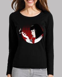 Camisetas mujer Mia Wallace