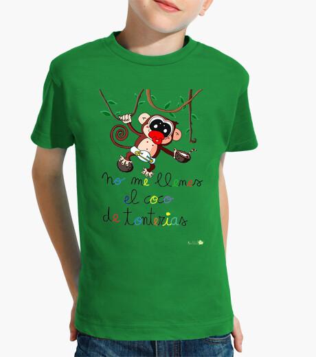 Camisetas niños Camiseta graciosa...