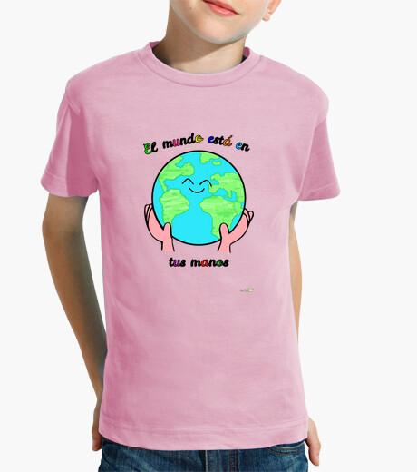 Camisetas niños Camiseta manga larga para...