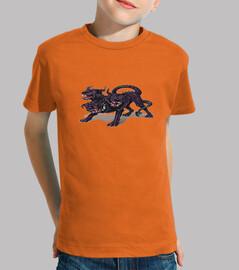 Camisetas niños Cerberus