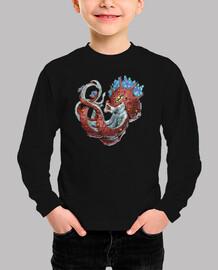 Camisetas niños Leviathan