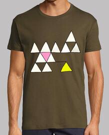 Camista Chico Triángulos