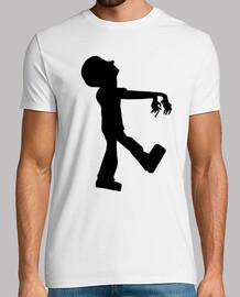 camminare zombie