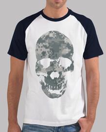 Cammo skull