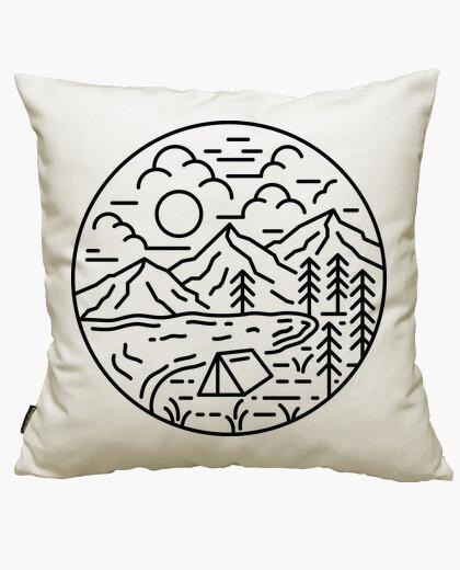 Camp cushion cover