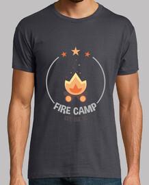 camp de feu