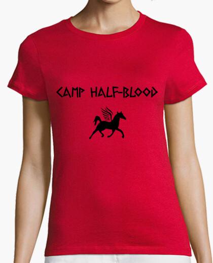 Camp half-blood - percy jackson t-shirt