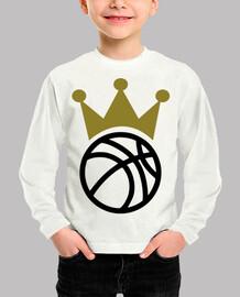 campeón de la corona de baloncesto