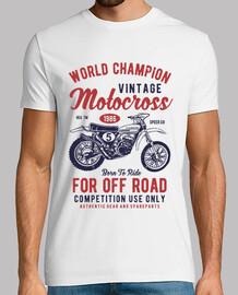 campeón mundial de motocross
