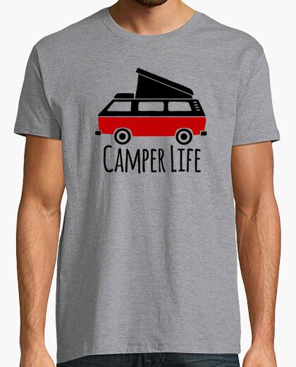 Camiseta Camper Life