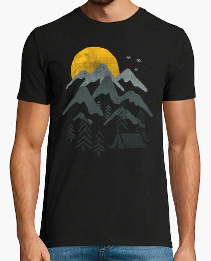 Camiseta cámping