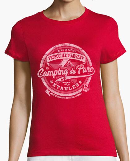 Tee-shirt Camping du Parc - Etaules