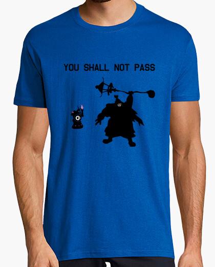 T-shirt campionato of leggende: jax
