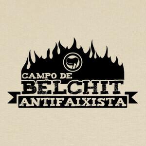 Campo de Belchit Antifaixista T-shirts
