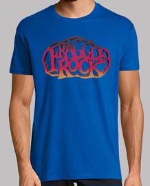 Camseta Hombre Azul Fraggle Rock