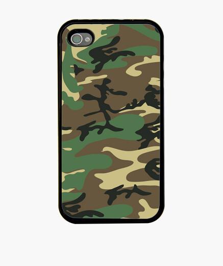 Funda iPhone Camuflaje 35