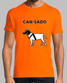 CAN-SADO (camiseta)