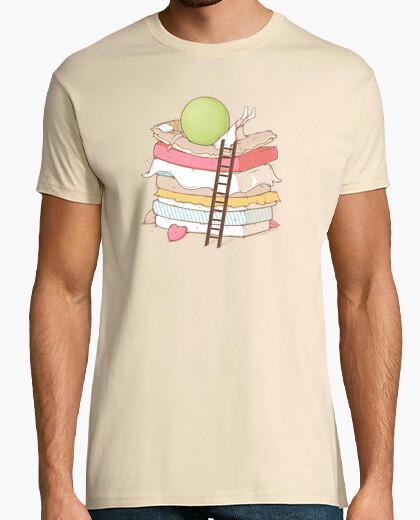 T-shirt Can't sleep
