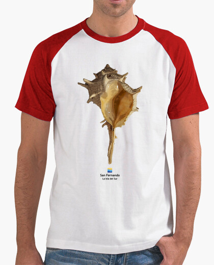Camiseta Cañaílla de San Fernando - Cádiz - con logo
