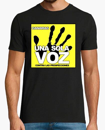 Camiseta Canarias - Una sóla voz