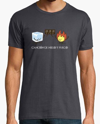 Canción de hielo y fuego - Camiseta hombre