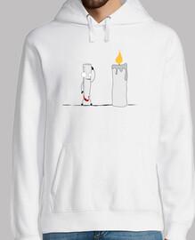 candle envy hoodie