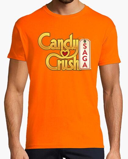 Camiseta Candy Crash Saga