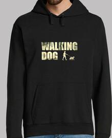 cane a piedi