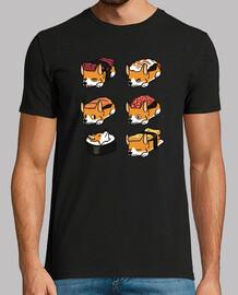 cane corgi sushi nigiri