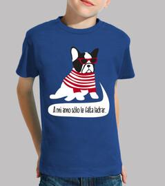 cane hipster francese bull