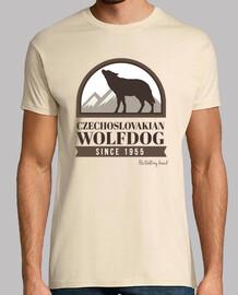 cane lupo cecoslovacco stemma im / c uomo