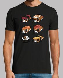 cane san bernardo sushi nigiri