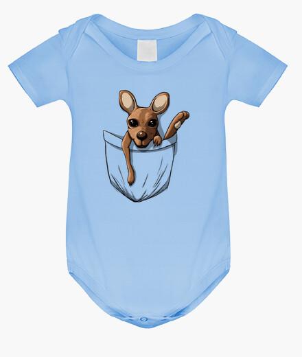 Abbigliamento bambino canguro