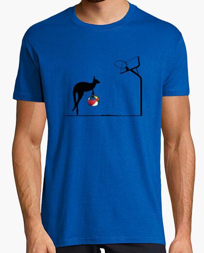 Camiseta canguro